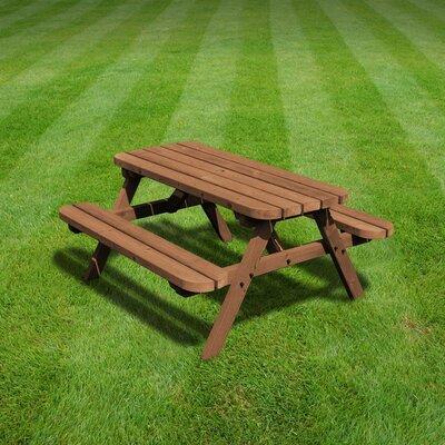 Picnic Benches You Ll Love Wayfair Co Uk