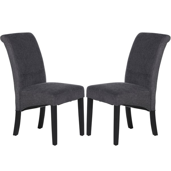 Richelle Upholstered Dining Chair (Set Of 2) By Red Barrel Studio