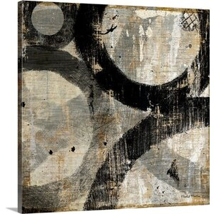 'Industrial II' by Michael Mullan Painting Print on Wrapped Canvas by Great Big Canvas