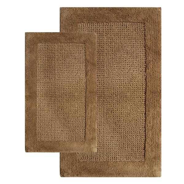 Antoinette Contemporary Bath Rug Set by Symple Stuff