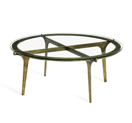 Colton Coffee Table by Interlude
