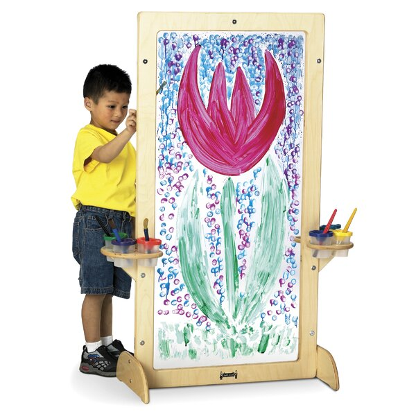 Double Sided Board Easel by Jonti-Craft