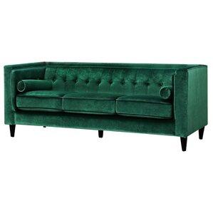 High Quality Roberta Velvet Chesterfield Sofa
