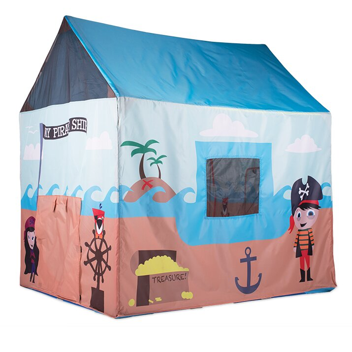 My Pirate Ship House Play Tent  sc 1 st  Wayfair & Pacific Play Tents My Pirate Ship House Play Tent u0026 Reviews | Wayfair