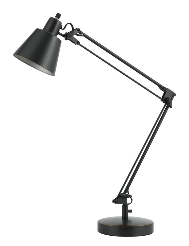 "27"" Desk Lamp with #industrialfarmhouse style"