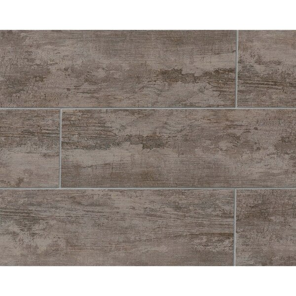Sonoma 8 x 24 Porcelain Wood Tile in Estate by Grayson Martin