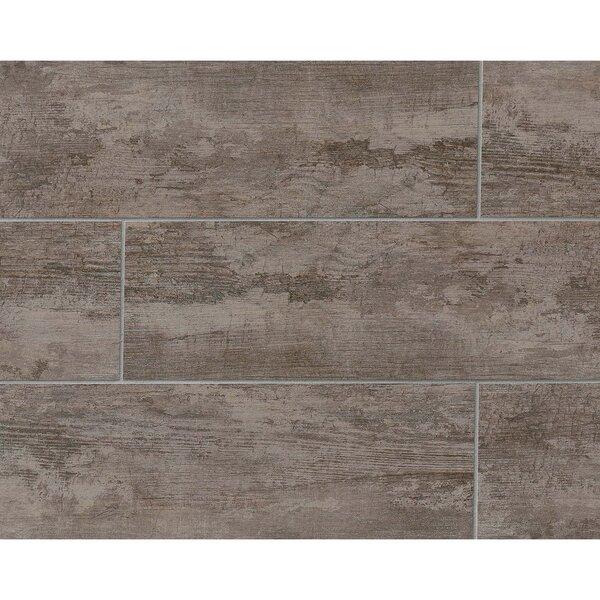 Sonoma 8 x 24 Porcelain Wood Tile in Estate by Grayson Martin