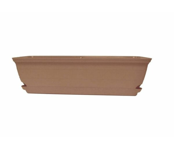 24 Self-Watering Window Box Planter (Set of 2) by Misco Home and Garden