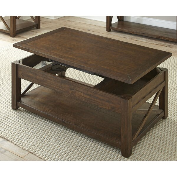 Laplant Coffee Table with Storage by Winston Porter