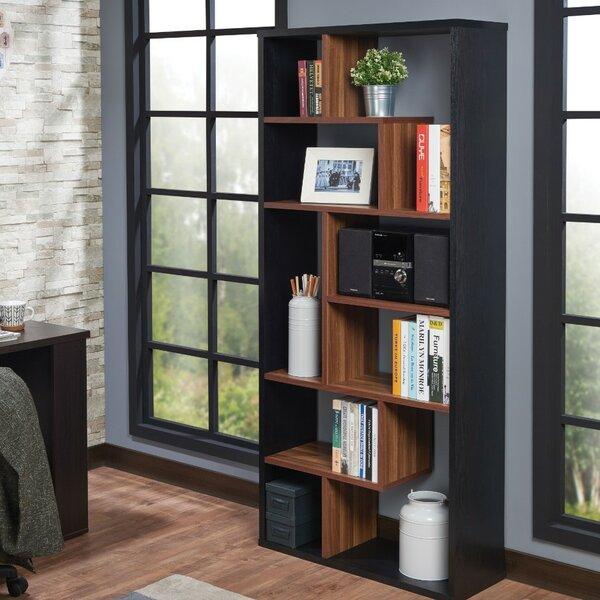 Bensonhurst Wooden Rectangular Cube Unit Bookcase by Brayden Studio