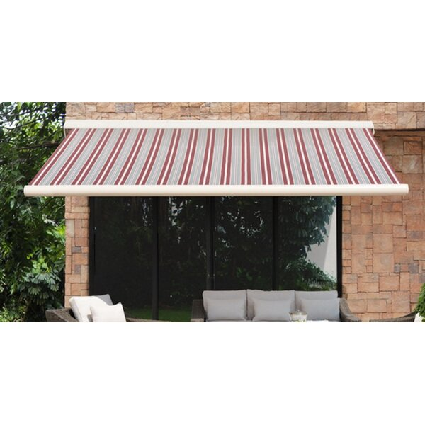 14 ft. W x 10 ft. D Retractable Patio Awning by Sunjoy