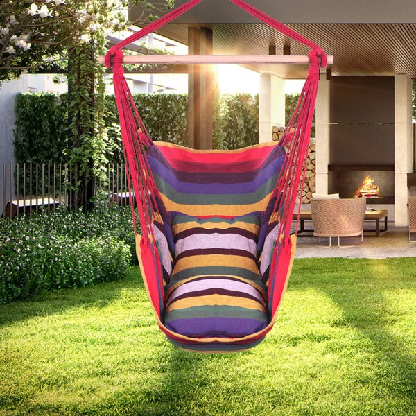 Continuum Distinctive Chair Hammock by Bayou Breeze Bayou Breeze