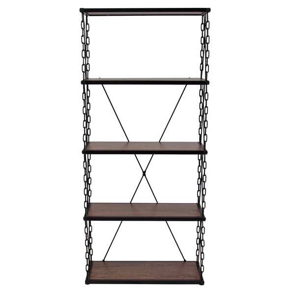 Cozart Etagere Bookcase by Williston Forge