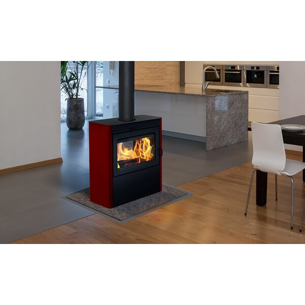 Vision 2,000 sq. ft. Wood Stove by Supreme Fireplaces Inc.