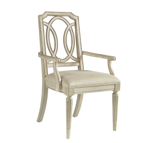 Daniella Arm Chair (Set of 2) by Lark Manor