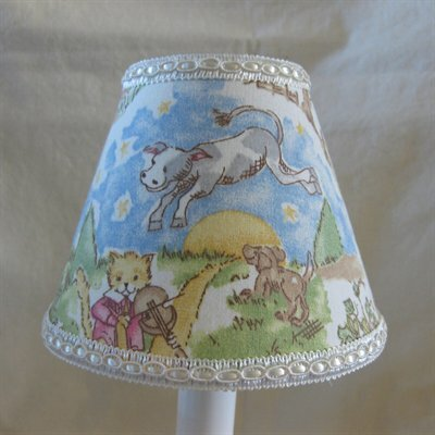 Nursery Rhyme Night Light by Silly Bear Lighting