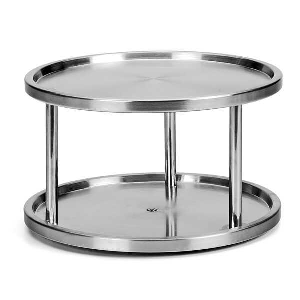 Endurance® 2 Tier Lazy Susan by RSVP-INTL
