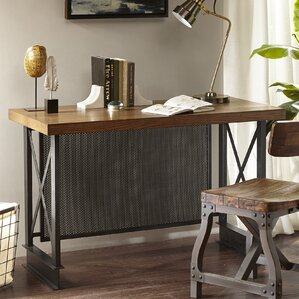 Luella Industrial Writing Desk