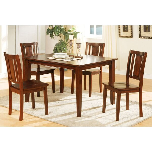Claireville 5 Piece Dining Set by Winston Porter