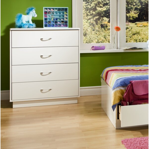 Logik 4 Drawer Chest by South Shore