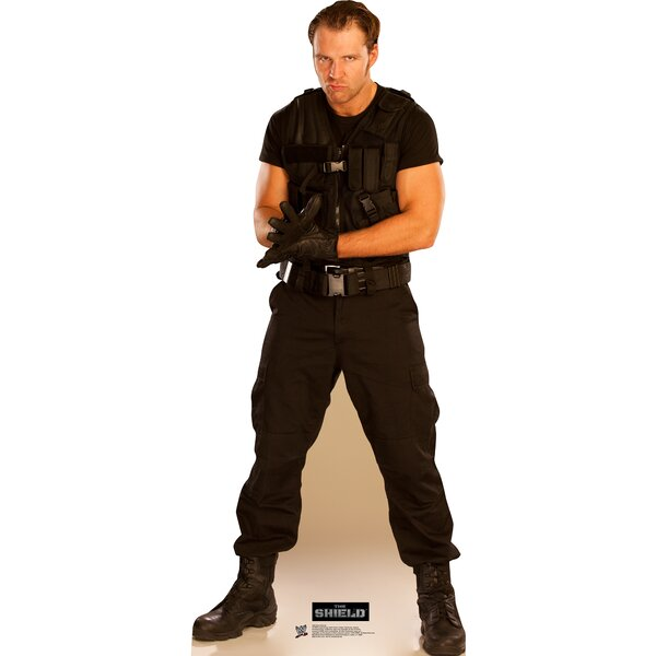 Dean Ambrose - WWE Cardboard Standup by Advanced Graphics