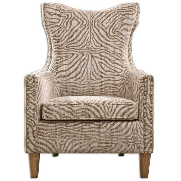 Kiango Armchair by Uttermost