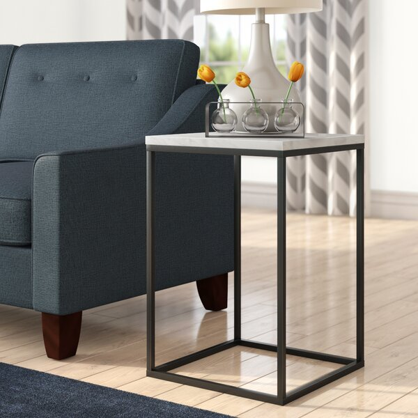 Dorsey End Table by Modern Rustic Interiors