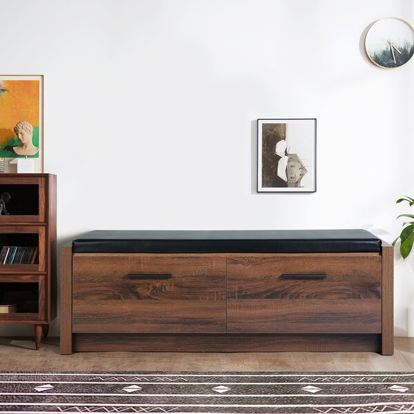 Jaxen 4 Bunching Coffee Table With Storage By Union Rustic