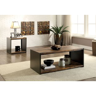 Price comparison Bourget 2 Piece Coffee Table Set By 17 Stories