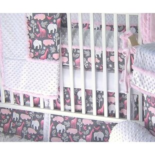 Shop for Animal Cookies Fitted Crib Sheet ByBlueberrie Kids