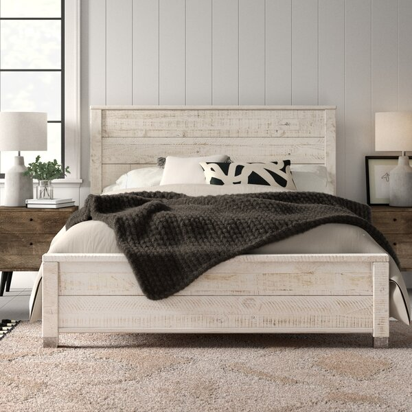Bedias Platform Bed by Greyleigh