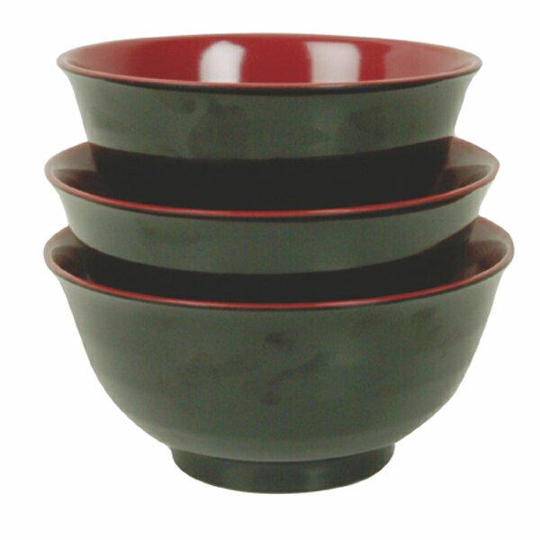 Lillington 24 oz. Melamine Soup Bowl (Set of 12) by Red Barrel Studio
