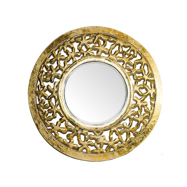 Careen Accent Mirror by World Menagerie