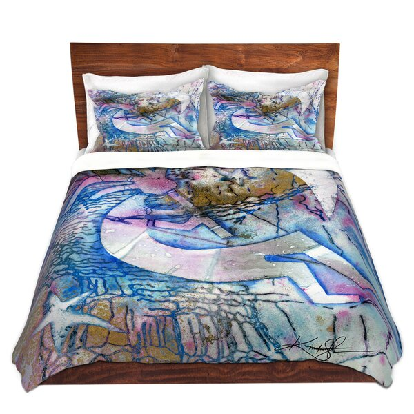 Kokopelli Spirit Dreams Duvet Cover Set