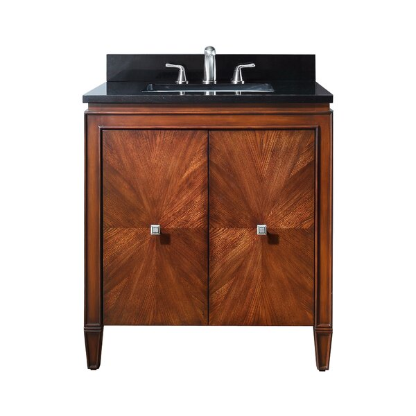 Quesenberry 31 Single Bathroom Vanity Set by World Menagerie