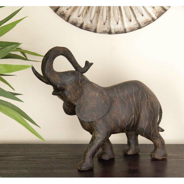 Elephant Figurine by Cole & Grey