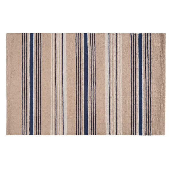 Davey Blue Area Rug by Birch Lane™