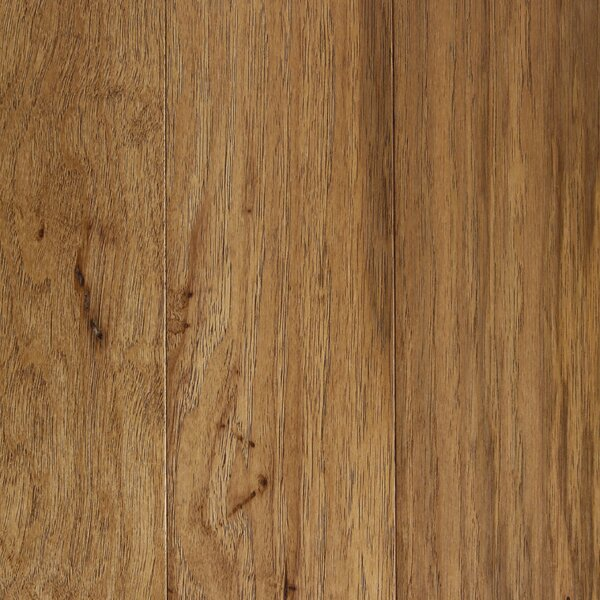 Prague 5 Engineered Hickory Hardwood Flooring in Chestnut by Branton Flooring Collection