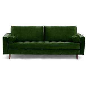 Green Sofas + Couches