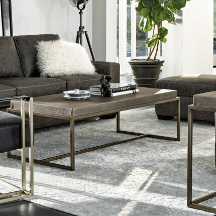 Edison Coffee Table with Tray Top by Mercer41