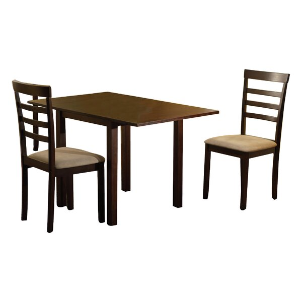 Madison 3 Piece Dining Set by TMS