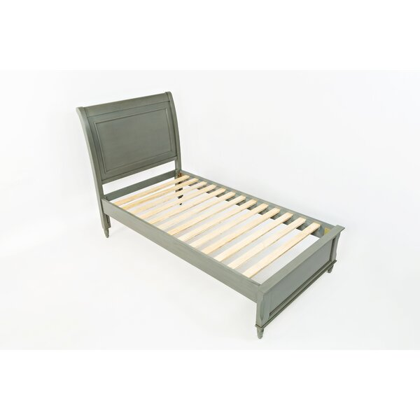 Glenburn Wood Bed Frame by Three Posts