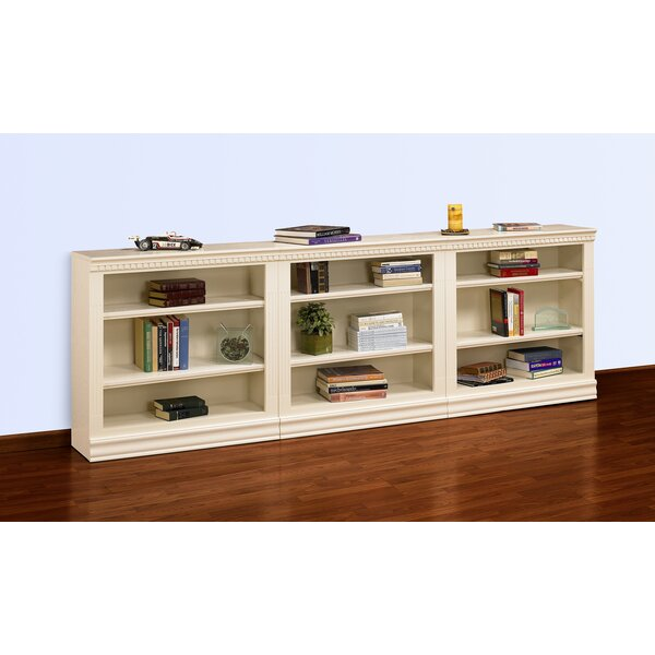 Hampton Standard Bookcase by A&E Wood Designs