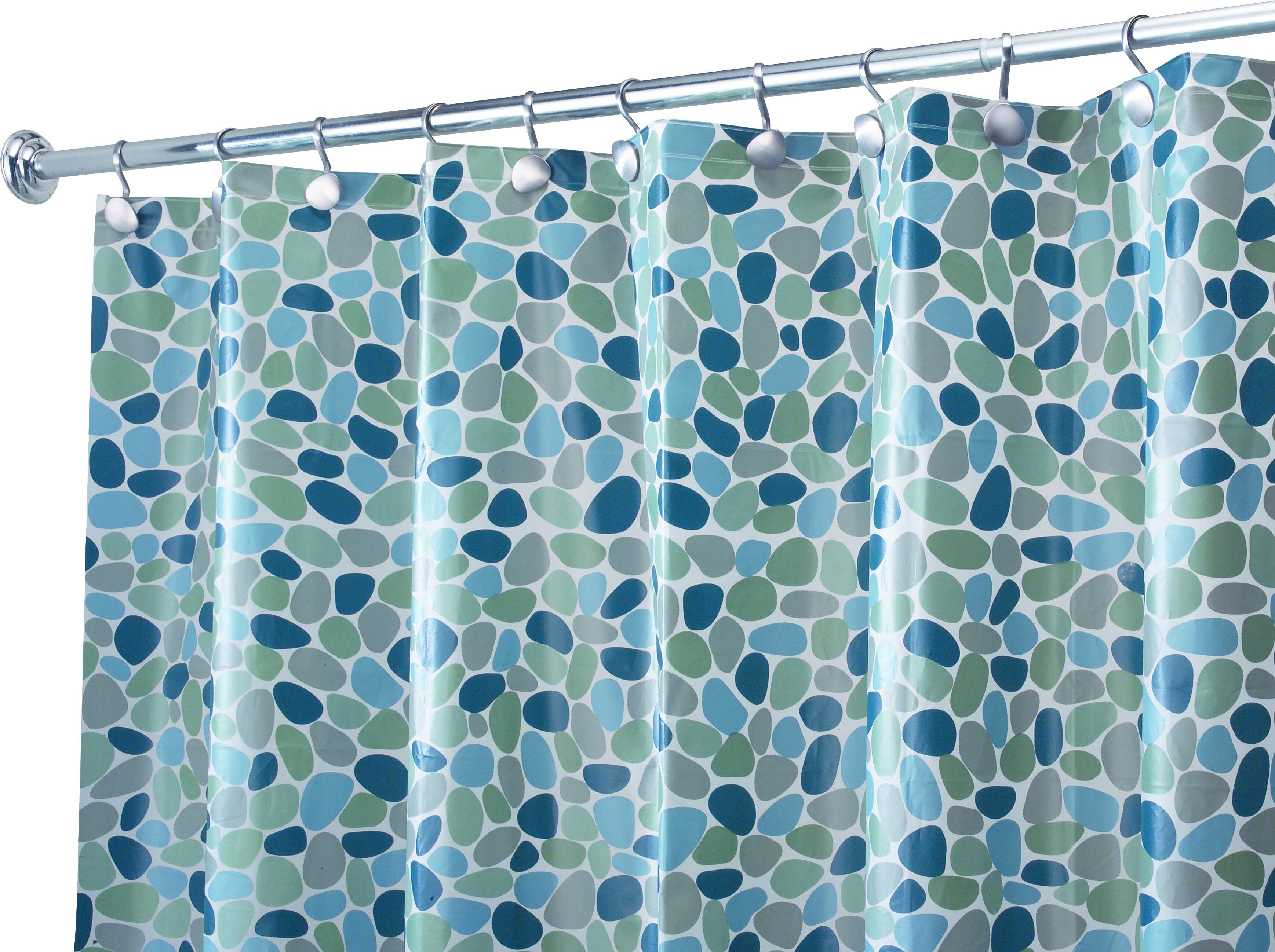 InterDesign EVA Vinyl Shower Curtain Reviews