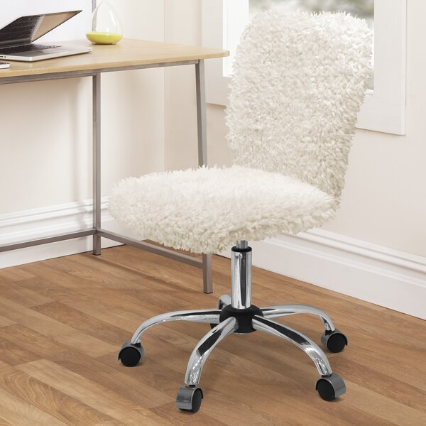 Patrica Mid-Back Desk Chair by Viv + Rae