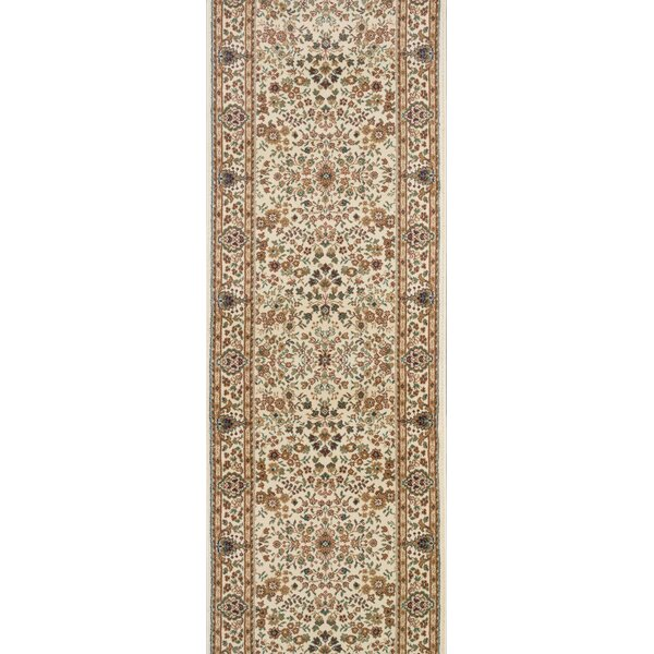 Sidhpur Ivory Area Rug by Meridian Rugmakers