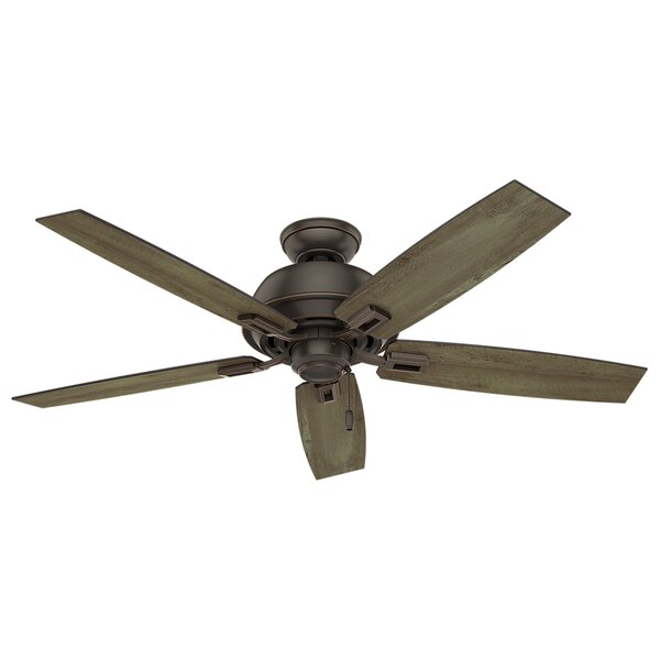 52 Donegan 5-Blade Outdoor Ceiling Fan by Hunter Fan