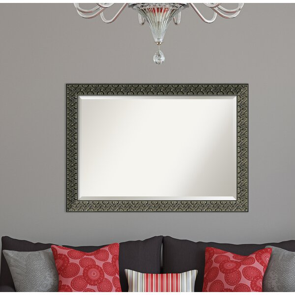 Coeymans Embossed Extra Large Accent Mirror by Bloomsbury Market