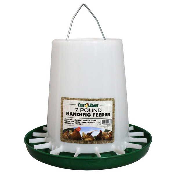 Hanging Poultry Feeder by Harris Farms