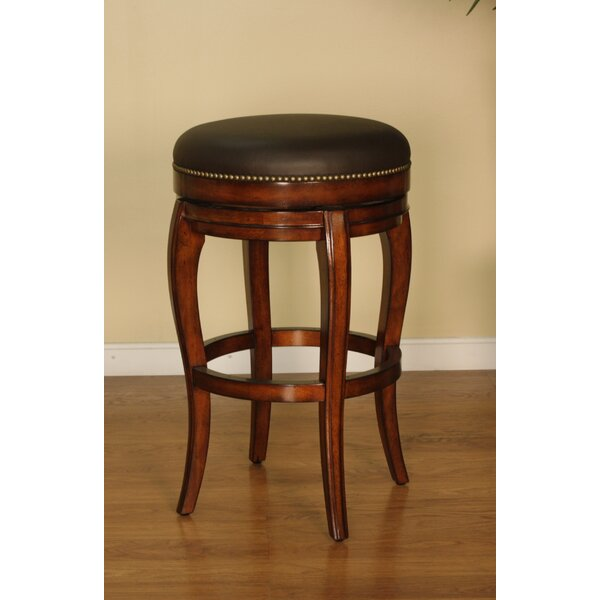 Santos 26 Swivel Bar Stool by American Heritage